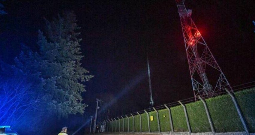 Противники 5G спалили вишку у Франції: без зв'язку залишилися 1,5 мільйона людей (фото)