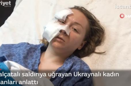 У Туреччині чоловік порізав ножем обличчя своїй дружині-українці (відео)