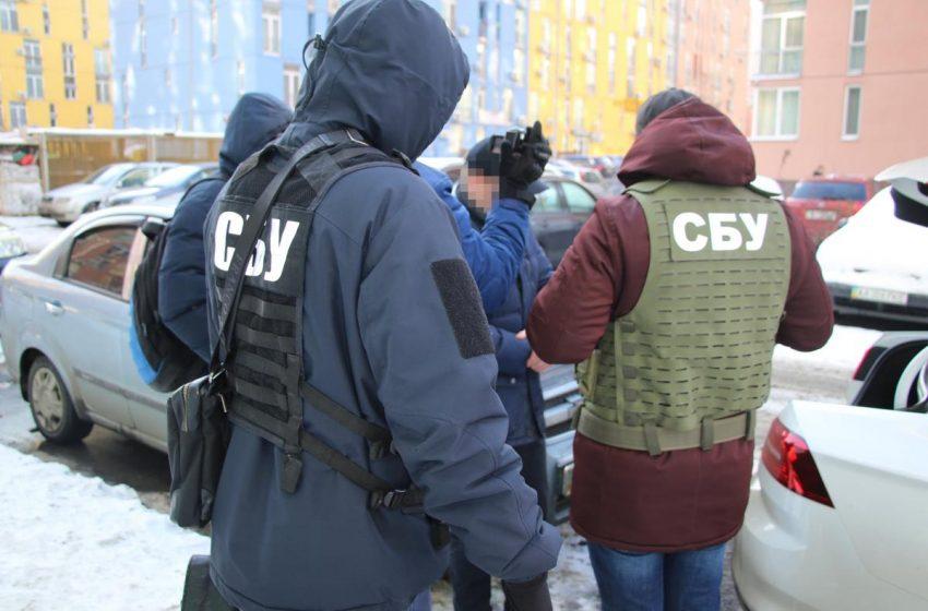 СБУ викрила агента спецслужб Росії на дестабілізації ситуації в Україні