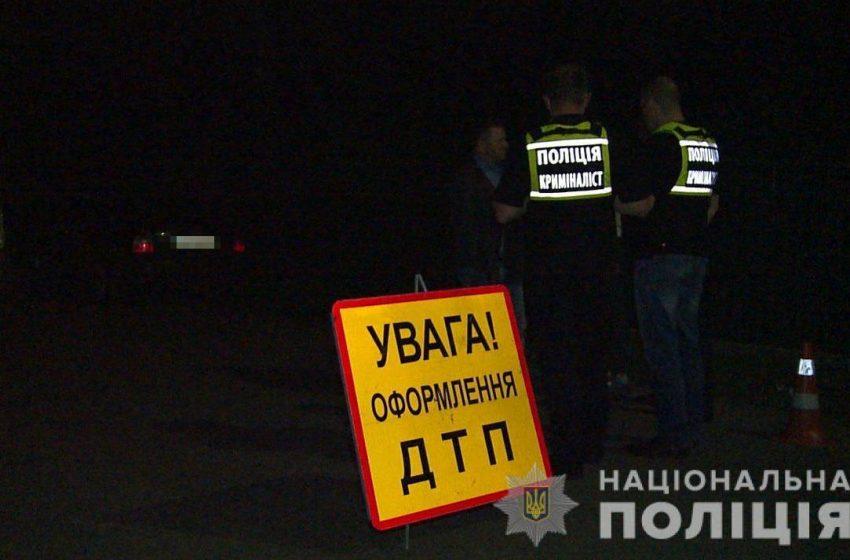 П'ять ДТП за годину скоїла нетвереза водійка зі Львова (відео)