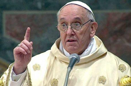 Папа Римський пропустить служби через нездужання: подробиці