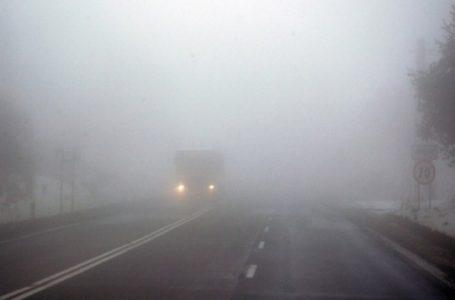 В ДСНС попередили про тумани на всій території України