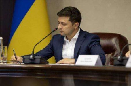 Зеленський ввів у дію санкції проти Медведчука