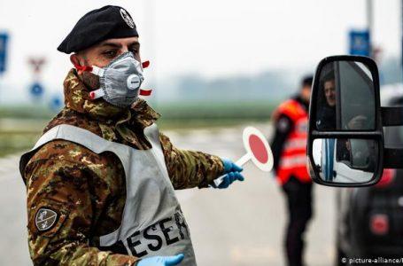 На півночі Італії виявили мутований штам коронавірусу