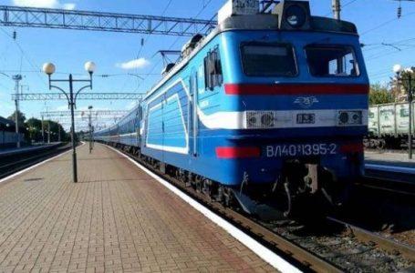 Поїзд Львів-Ужгород частково не курсуватиме у березні